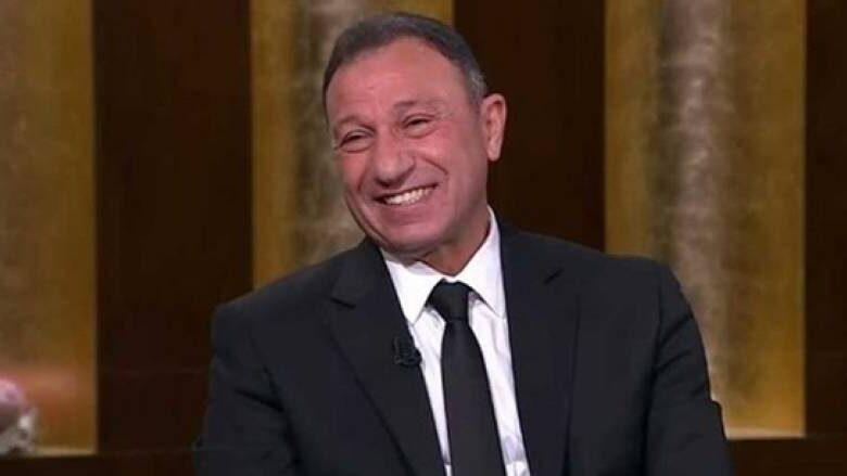 رئيس النادي الأهلي