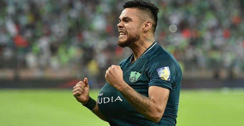 Image result for باولو دياز لاعب أهلي جدة   2019