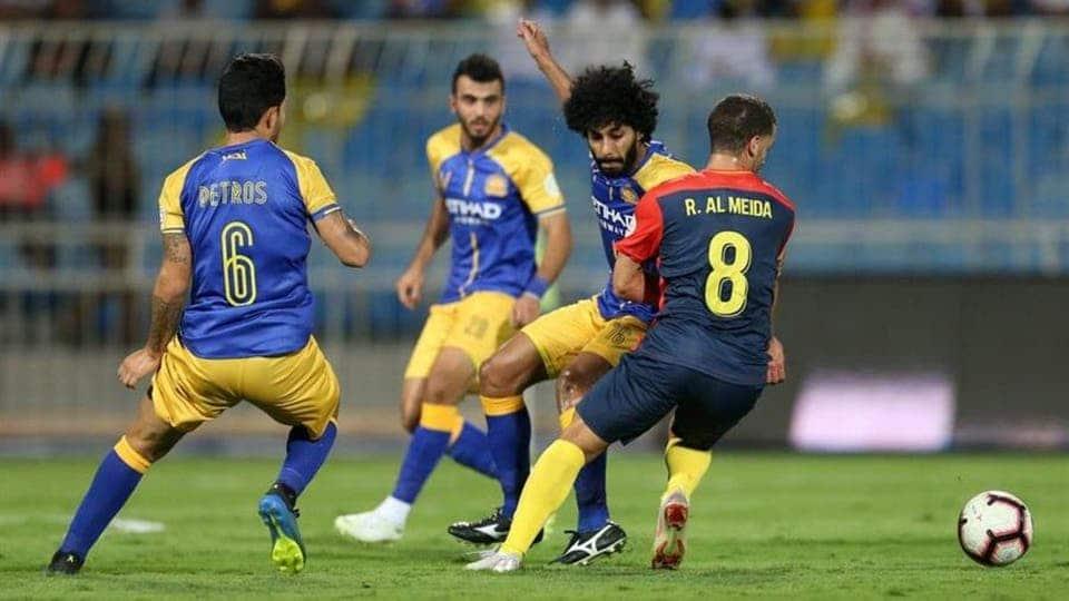 مباريات اليوم الجمعه في الدوري السعودي