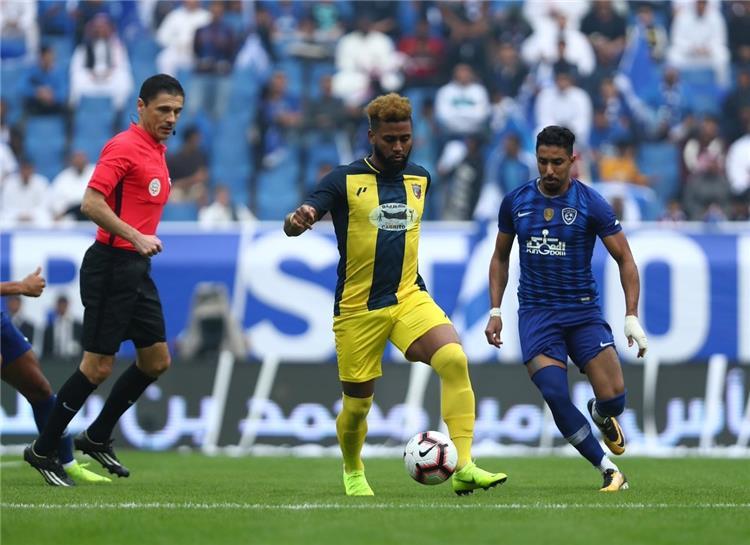 مباريات اليوم الدوري السعودي والقنوات الناقلة