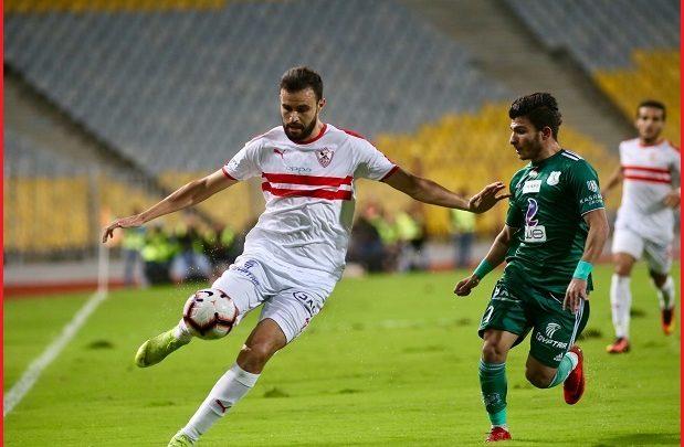 موعد مباراة الزمالك والمصري القادمة 20 يناير 2020 والقنوات الناقلة