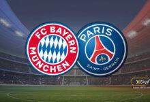 صورة بث مباشر | مشاهدة مباراة بايرن ميونخ وباريس سان جيرمان اليوم 23/08 نهائي دوري أبطال أوروبا