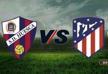 صورة موعد مباراة أتلتيكو مدريد وهويسكا القادمة في الدوري الإسباني والقنوات الناقلة