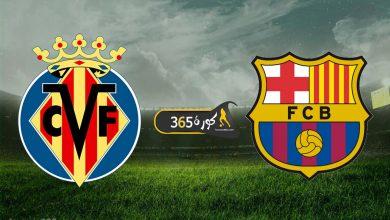 صورة بث مباشر | مشاهدة مباراة برشلونة وفياريال اليوم 9/27 في الدوري الإسباني
