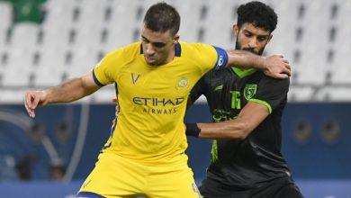 صورة حمد الله يتألق ويعبر بالنصر إلى ربع نهائي دوري أبطال آسيا