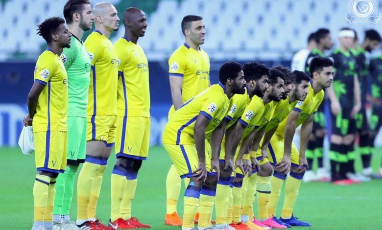 تعرف على تشكيل النصر لمواجهة الأهلي في ربع نهائي دوري أبطال آسيا | كورة 365