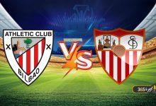 صورة موعد مباراة إشبيلية وأتليتك بيلباو القادمة في الدوري الإسباني والقنوات الناقلة
