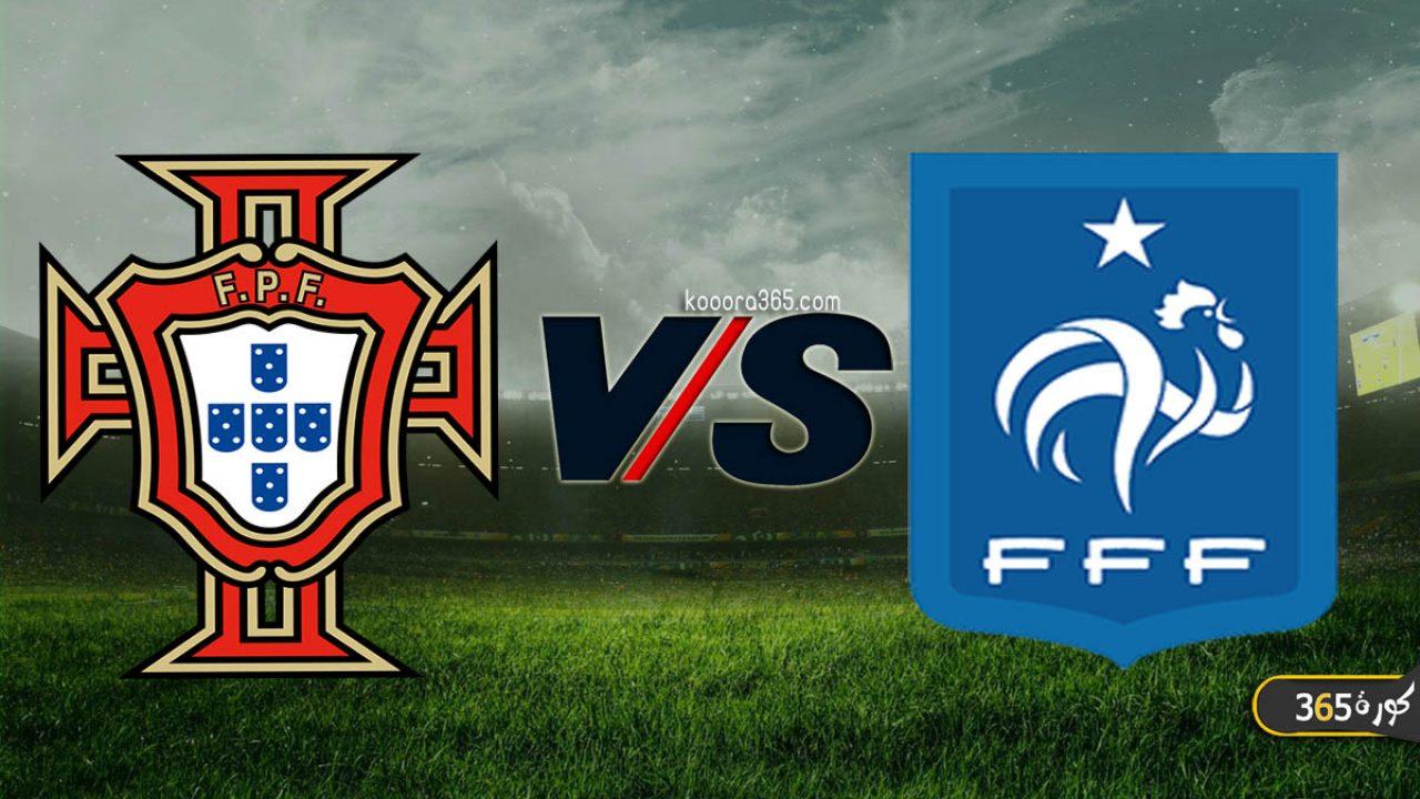 موعد مباراة البرتغال وفرنسا القادمة في دوري أمم أوروبا والقنوات الناقلة    كورة 365