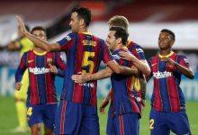 صورة رسميًا.. برشلونة يجدد عقود أربعة من نجومه