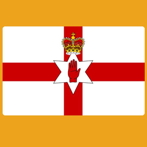 شعار أيرلندا الشمالية